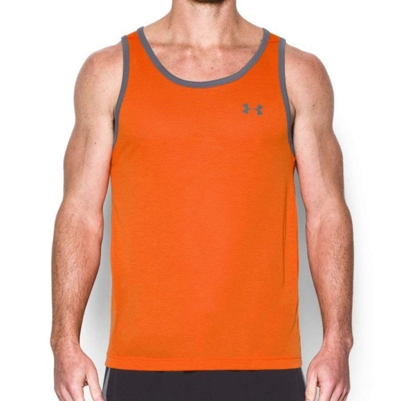 6773009f770 Under Armour Men s Tank XL NWT Jersey Material